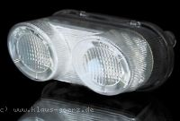 LED Klarglasrücklicht