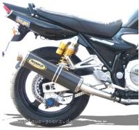 NIKKO-RACING Muffler Supersport