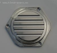 Alternator Cover Milled