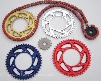 Alu Design Sprocket