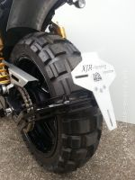 Numberplate holder Swingarm mounting
