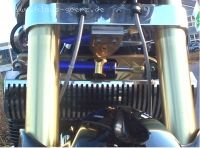 Hyperpro Steering Damper Kit Type CSC Linear