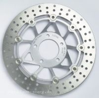 LUCAS Brake Disc Back