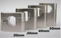 Riser CNC milled scuare