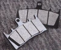 LUCAS Brake Pads Sintered Metal ABE Back...
