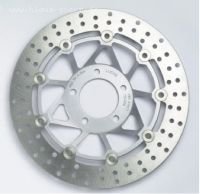 LUCAS Brake Discs Front