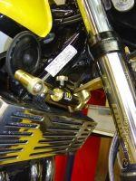 Hyperpro Steering Damper Kit