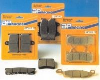 AP-Racing Brake Pads Sintered hinten